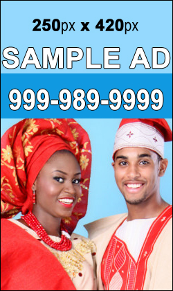 Advertise your business with us Nigerian American Foudation in Miami