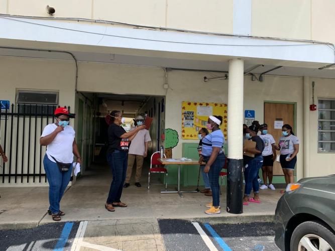 Nigerian American Foundation – Drive Thru